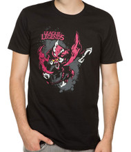 League of Legends Chogath Adult Premium T-Shirt