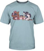 League of Legends Volibear Teaparty Adult Premium T-Shirt