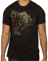 League of Legends Warwick Adult Premium T-Shirt