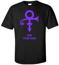 Prince RIP Adult T-Shirt