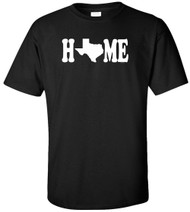 Texas Home Adult T-Shirt