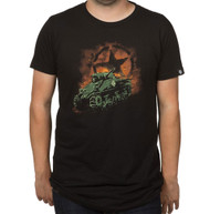 World of Tanks Sherman Adult Premium T-Shirt