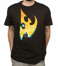 StarCraft II Protoss Silhouette Adult T-Shirt