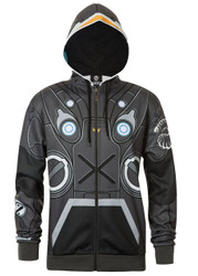 StarCraft Raynor Premium Zip-Up Adult Hoodie