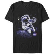 NASA Logo - NASA Thresh Adult T-Shirt