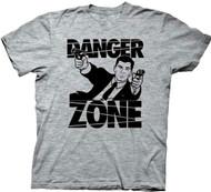 Archer Danger Zone Adult T-shirt