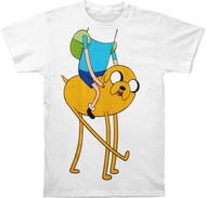 Adventure Time With Finn And Jake Friends Costume Adult T-Shirt
