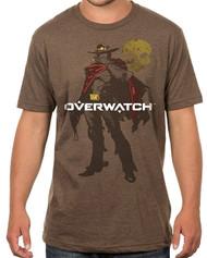 Overwatch McCree: Deadeye Adult T-Shirt