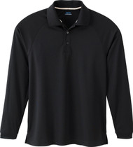 Extreme 85099 Men's Long Sleeve Eperformance Pique Polo