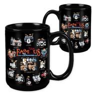 Famous Drums Set - 15 Ounce Sublimation Mug