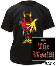 ICP Insane Clown Posse The Wraith Adult T-Shirt