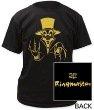 ICP Insane Clown Posse Ringmaster Adult T-Shirt