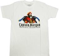 Captain Morgan Original Spiced Rum Adult T-Shirt