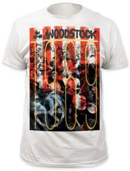 Woodstock 1969 Adult T-Shirt