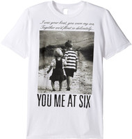 You Me At Six Together We'll Float Adult T-Shirt