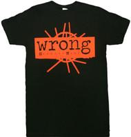 Depeche Mode Wrong / Peace Adult T-Shirt