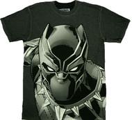 Marvel Black Panther Beltprint Adult T-Shirt