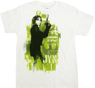 Star Wars Rogue One Jyn Erso Brush Adult T-Shirt
