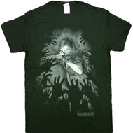 The Walking Dead Daryl's Crossbow Adult T-Shirt