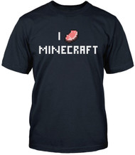 Minecraft - I Porkchop Minecraft Youth T-shirt