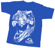 Jurassic Park Trex Head Youth T-Shirt