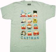 South Park Cartman Adult T-Shirt