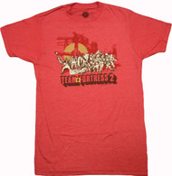Team Fortress 2 Logo Premium Adult T-Shirt