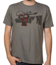 Team Fortress 2 Pyro Premium Adult T-Shirt