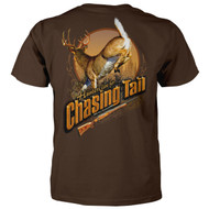 Hunters Live For Chasing Tail Hunting T-shirt