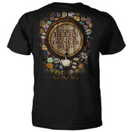 How Many Beers Does A Beer Drinker Need? Just One More T-shirt