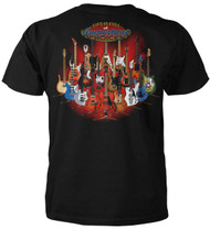 Life Is Full of Important Choices - Guitar Stand Adult T-Shirt