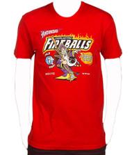 Hearthstone Antonidas' Fireballs Premium Adult T-Shirt