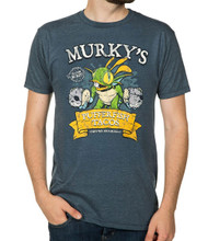 Heroes Of The Storm Murky's Pufferfish Tacos Premium Adult T-Shirt