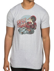 Heroes Of The Storm Siege The Day Premium Adult T-Shirt