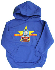 Thomas The Tank Engine - Steaming Forward Little Boys Hoodie