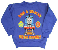 Thomas The Tank Engine - Useful Engine Little Boys Sweatshirt
