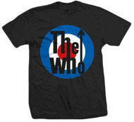The Who Classic Target Adult T-Shirt