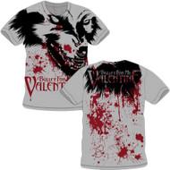 Bullet For My Valentine Werewolf Adult T-Shirt