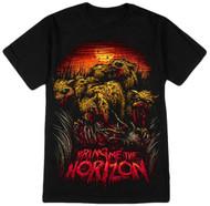 Bring Me The Horizon - Cheetah Adult T-Shirt