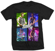 5 Seconds of Summer - Live In Colors Adult T-Shirt