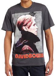 David Bowie Low Portrait Adult T-Shirt