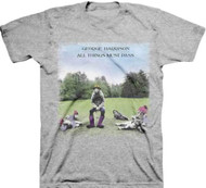 Beatles George Harrison ATMP Adult T-Shirt