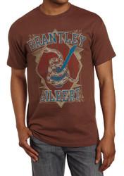 Brantley Gilbert Snake Coil Guitar Adult T-Shirt