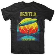 Led Zeppelin Celebration Day Adult T-Shirt