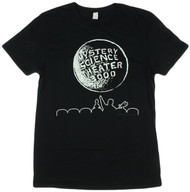 Mystery Science Theater 3000 Front Row Logo Adult T-Shirt