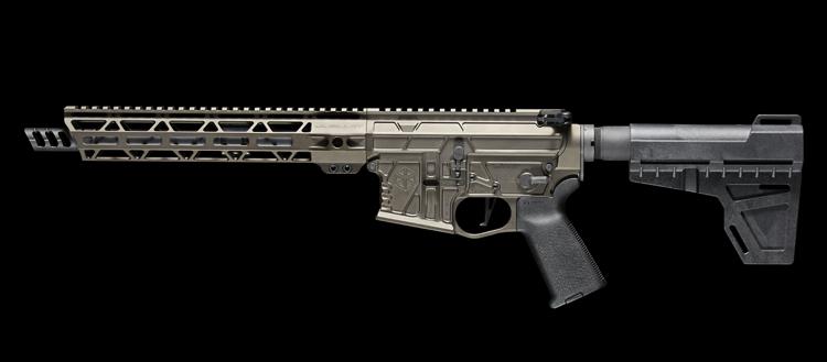 JL Billet 300 Blackout Pistol