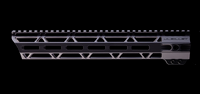 "JL Billet 12.8"" MLA M-Lok Handguard"