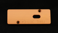#3 Jig Guide Plate/AR15 & .308