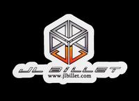 JL Billet Logo Sticker