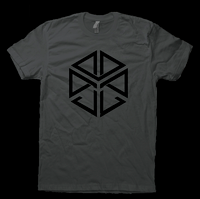 JL Billet T Shirt - Asphalt Grey